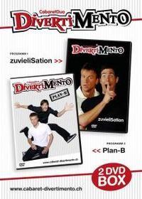 Cover DivertiMento - Plan-B / ZuvieliSation [DVD]